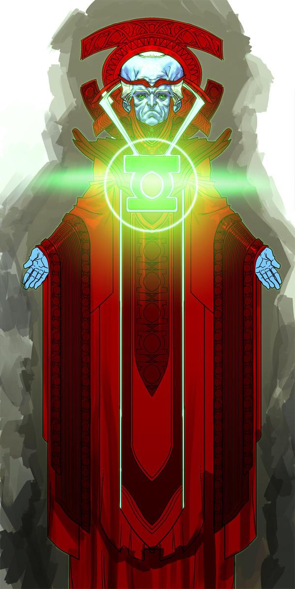 GreenLanternGuardian by Chuckdee