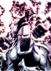 Darkseid by Chuckdee