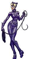 Catwoman bio ArkhamAsylum