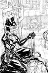 ArkhamCity Catwoman