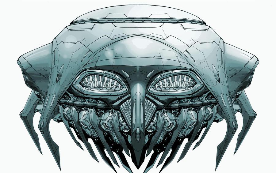 DCO.MMO.Legion of Doom HQ by Chuckdee