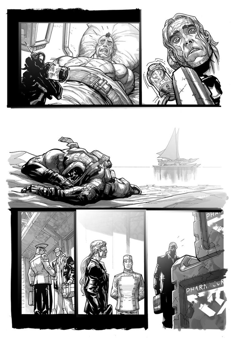 StarCraft page 5 by Chuckdee