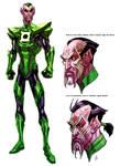Green Lantern's Sintestro
