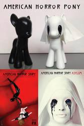 AHS Ponies by teller91