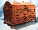wooden chest 2...