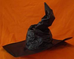 Twisty hat of witchdom...