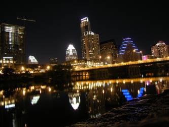 Austin Skyline by BatteryAcid2
