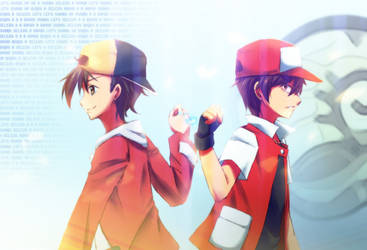 Twitch Plays Pokemon - Red Used Baton Pass! by LiJianliang
