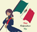 Happy Independence Day Mexico