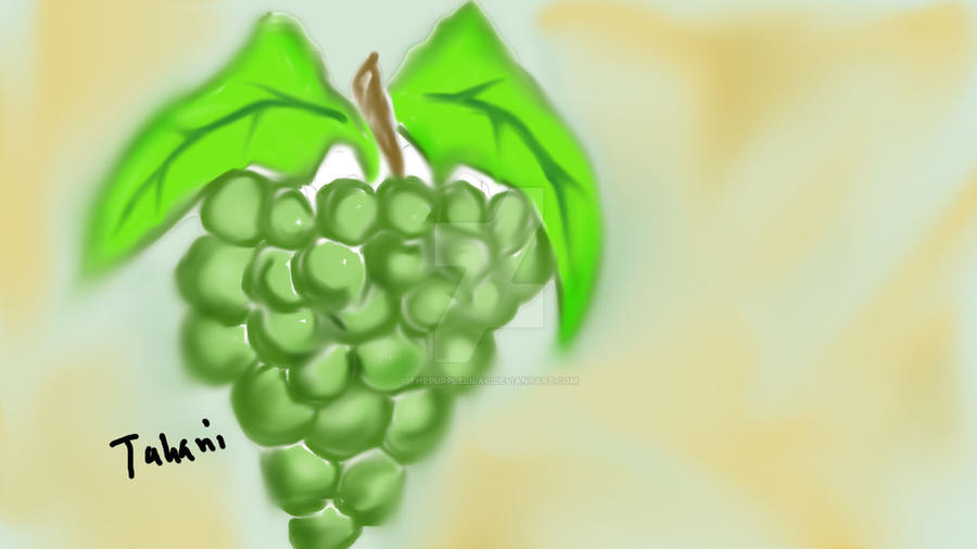 grape by ThePurpleLilac