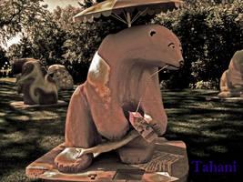 Bear by ThePurpleLilac