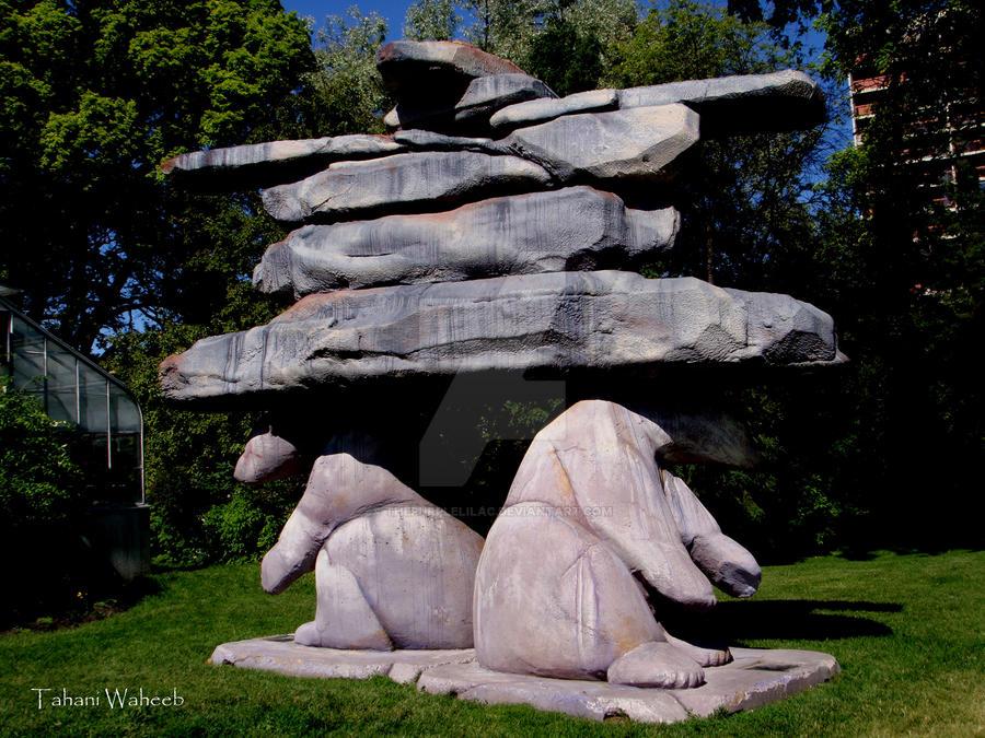 Canadian Bear 2 by ThePurpleLilac