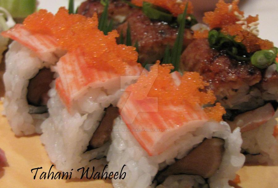 Sushi 1 by ThePurpleLilac