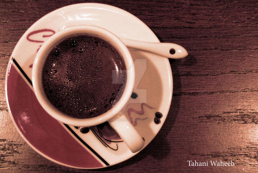 Coffee by ThePurpleLilac