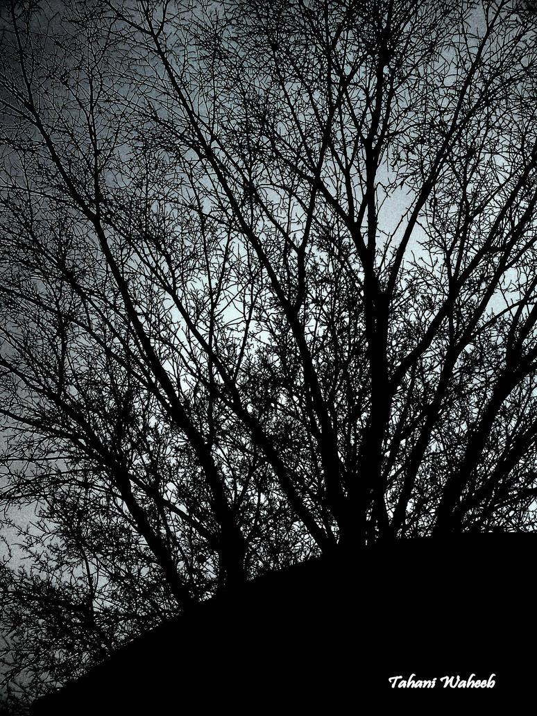 Dark Veins by ThePurpleLilac