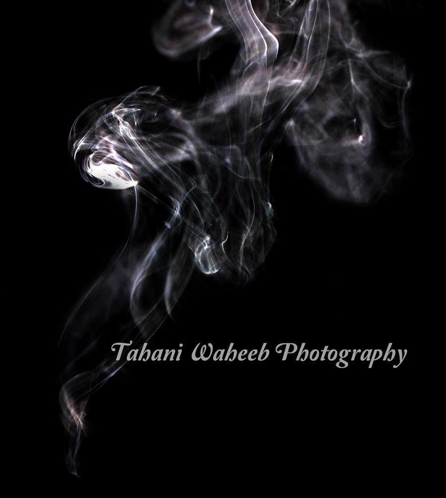 Smoke photography 2 by ThePurpleLilac