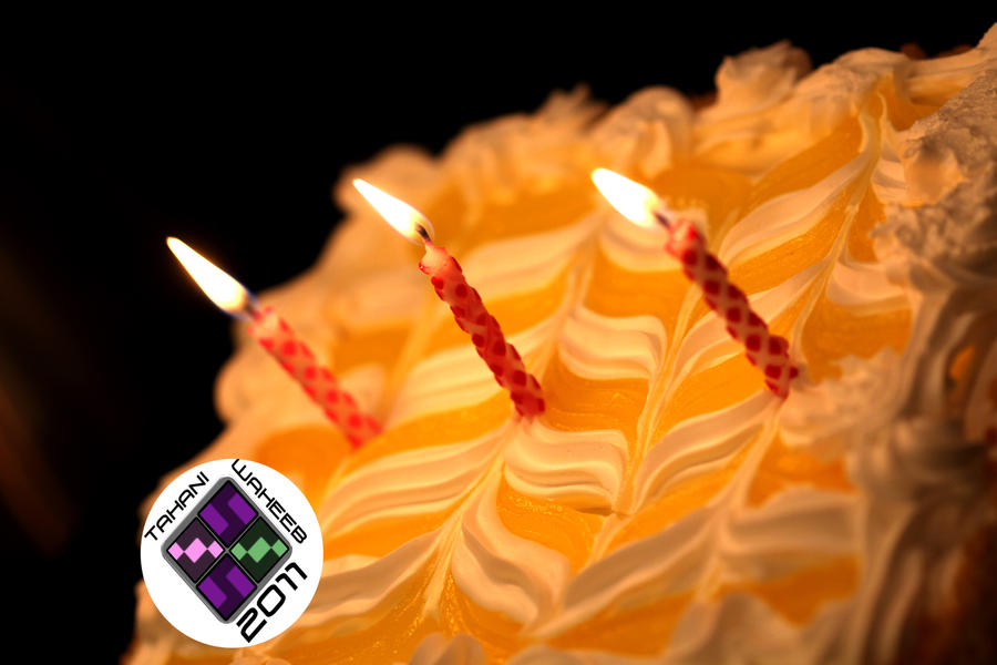 Happy Birthday to me by ThePurpleLilac