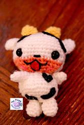 Kawaii Cow by ThePurpleLilac