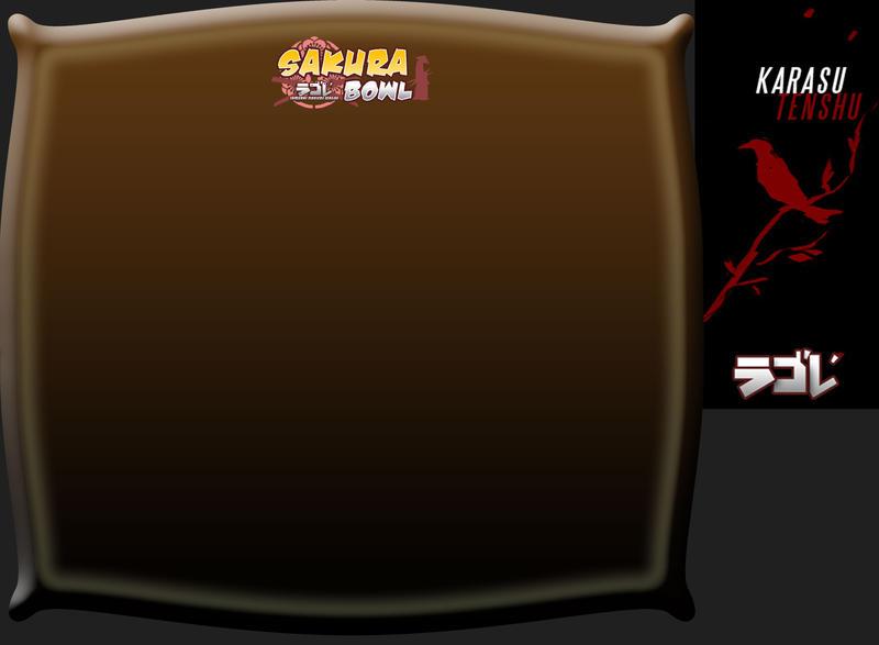 SDLTCG - Sakura Bowl board 1 by SamuraiOfTheGrove
