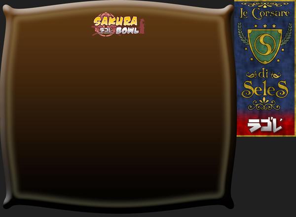 SDLTCG - Sakura Bowl board 7 by SamuraiOfTheGrove