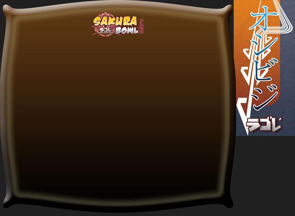 SDLTCG - Sakura Bowl board 8 by SamuraiOfTheGrove