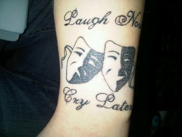 Laugh Now Cry Later By Motley666 On Deviantart