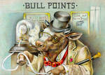 Bullpoints Stockmarket Bull by bigcatdesigns