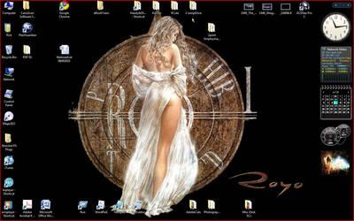 Desktop Veela