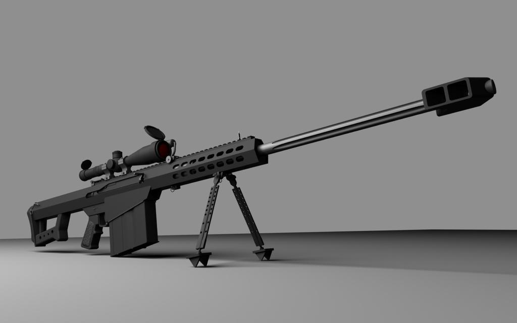 Barrett M82... by ShengDaFlashPRo