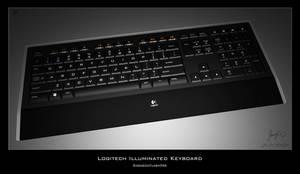 Logitech Illuminated Keyboard