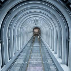 Sky Building Stairways