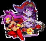 Shantae And Risky Boots
