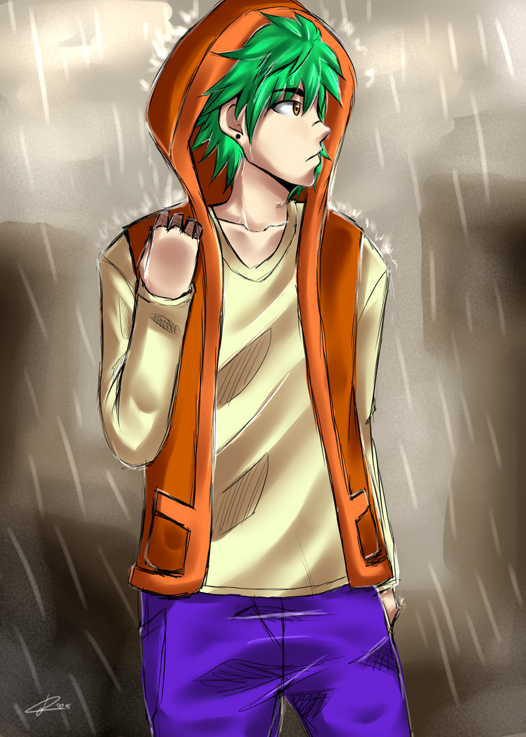 Crush in the Rain by Rii-chanx3