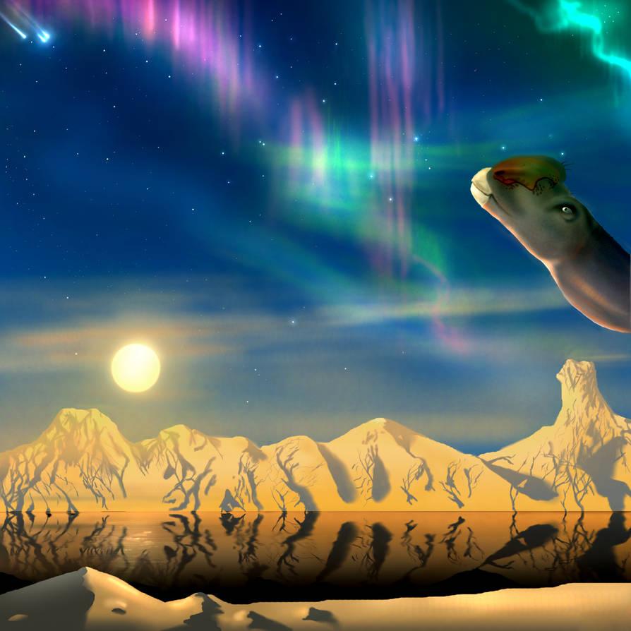 dinosaur by homer1960