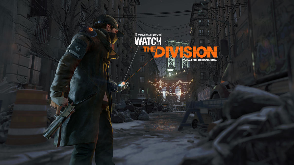 Watch The Division Wallpaper By EpicDesignsNL