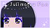 Stamp Julimatsu Fan by julimatsu-sama