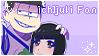 Stamp IchiJuli Fan by julimatsu-sama