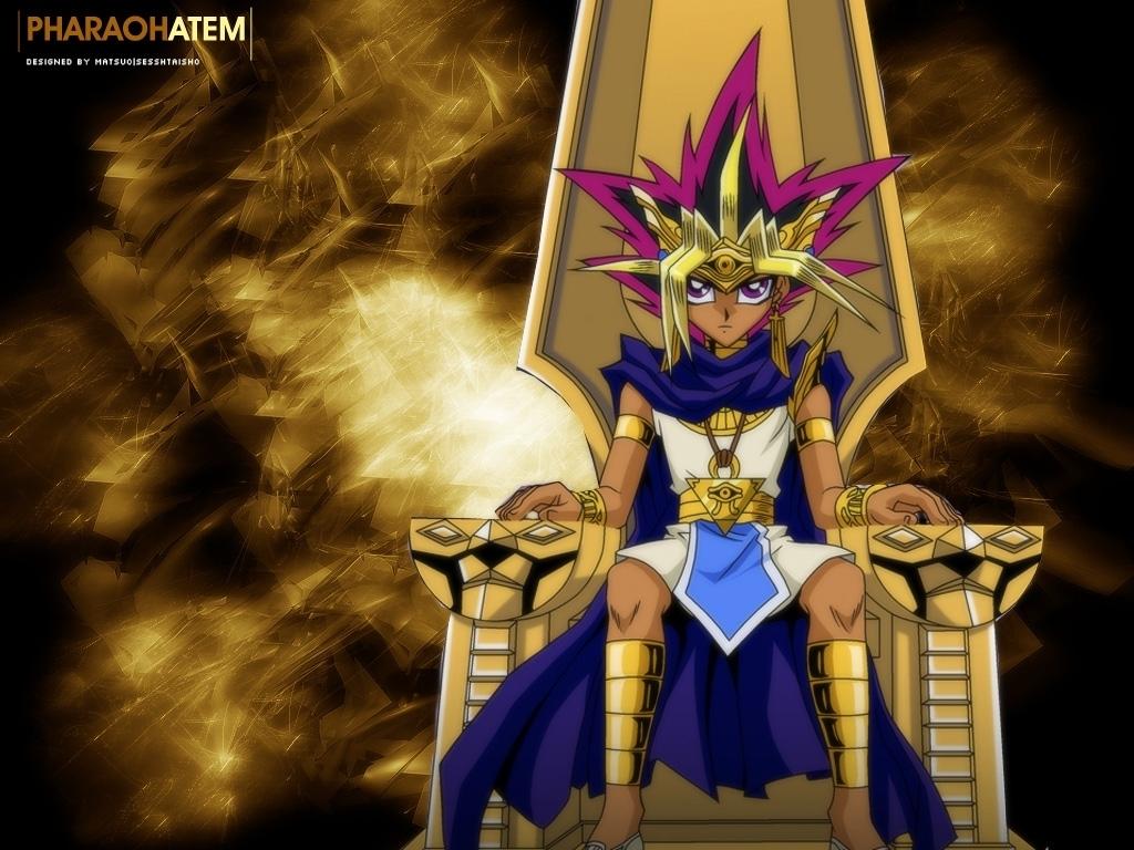 Pharaoh Atem 7 by MutouYuugiAiboufan