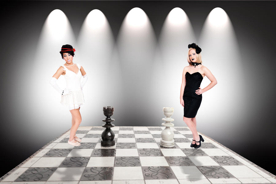 Black and White by ckdecember