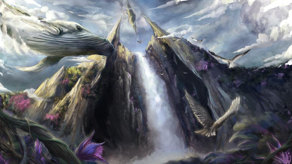 Leviathan by LukeFitzsimons