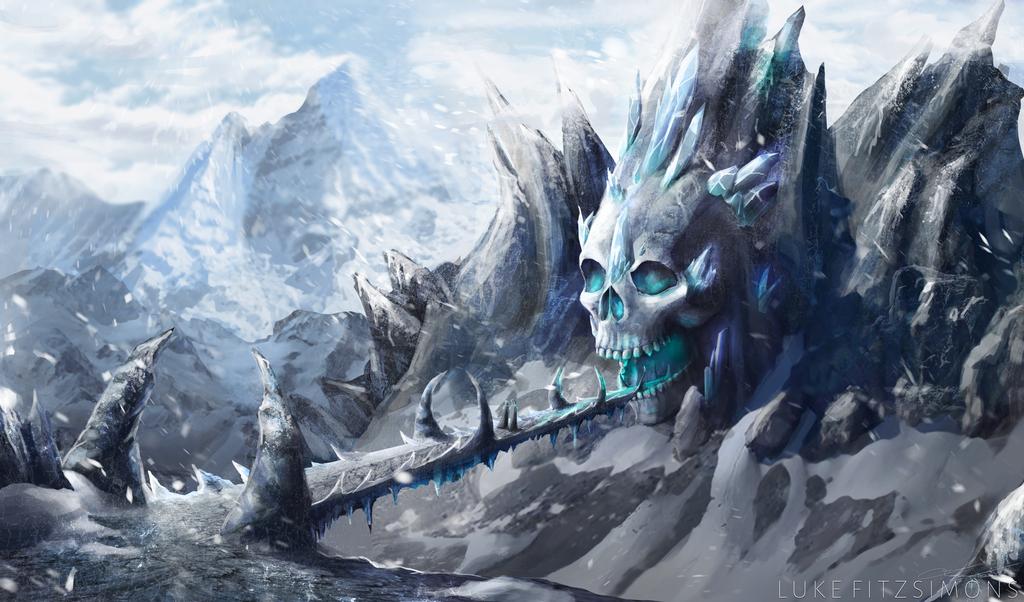 Crystal Skull Cave by LukeFitzsimons