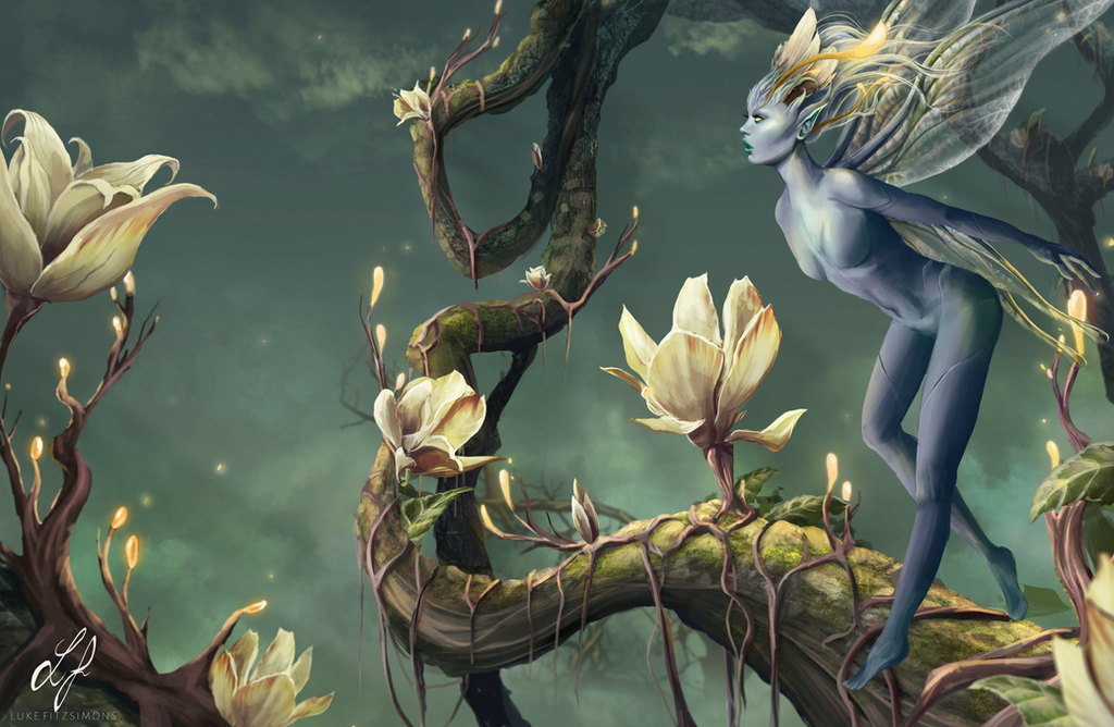 Bloom by LukeFitzsimons