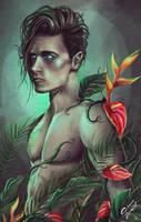 Flora by LukeFitzsimons