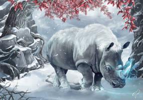 Snowfall by LukeFitzsimons