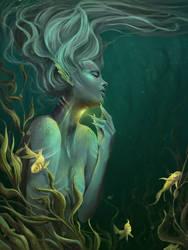 Siren's Song by LukeFitzsimons