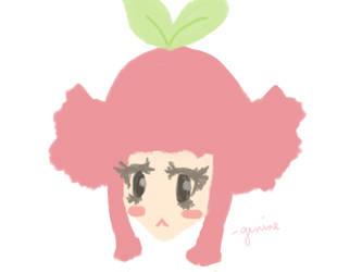 Berry-chan. by Kinggeorgechan