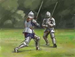 Knights study