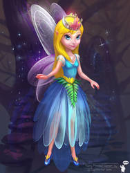 Fairy Princess concept by bocho