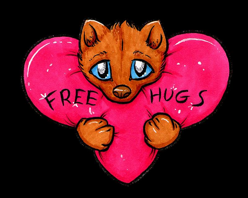 Hugs? by Dreikaz