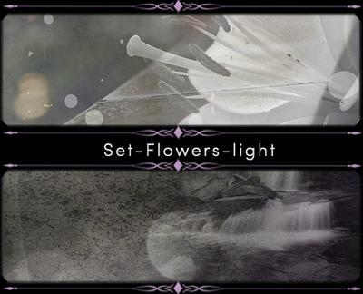 Set-Flowers-light by dapet